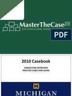 Ross Consulting Club Casebook 2010
