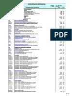 Metrados Maxi-paita2010 Resumen