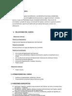 Manual de Funciones de Una Secretaria