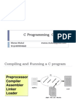 C Programming Overview
