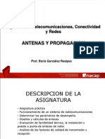 I Unidad Fundamentos de Radiocomunicaciones1
