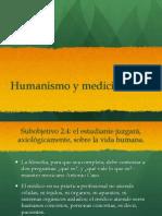 Humanismo y Medicina.