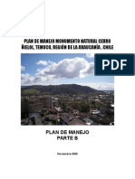 MN Cerro Ñielol Analisis Territorial