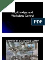 workholders work piece control