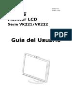 E3621 VK221 222 Series Spanish