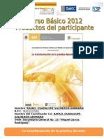 Cudernillo Curso Basico 2012 RAFAEL SALMERON