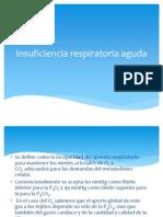 Insuficiancia respiratoria aguda