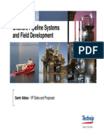 Pipeline System in World