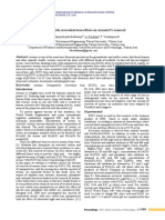 2012 Nanoparticle Zerovalent Iron Effects on Arsenic(v) Removal