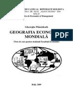 Note de Curs Geografie Economica