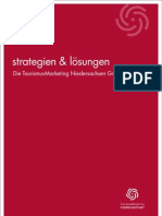 strategien & lösungen - Die TourismusMarketing Niedersachsen GmbH
