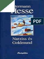 Narziss Es Goldmund Hermann Hesse