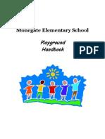 Sample Playground Handbook