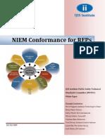 NIEM Conformance for RFPs
