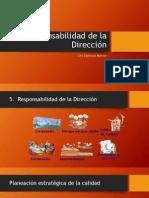 4. ISO 9001.2008 Responsabilidades de La Dirección