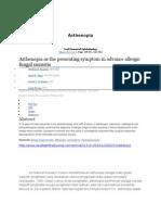 Asthenopia