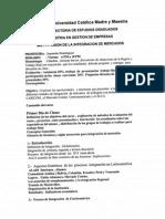 Programa de Integracion Ambiental