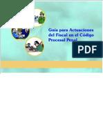 Guia Para Actuaciones Del Fiscal en El Cpp