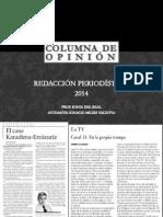 Columna de Opinion