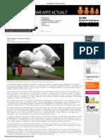 Arte Público_ y _Espacio Público