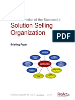 Successful Solution Sell Organization v4