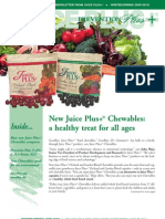 The Health & Wellness Newsletter From Juice Plus+ ®