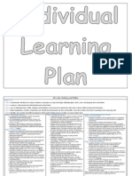 term 3 group 6 literacy personalised learning plan
