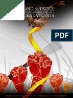 Land and Justice Hacienda Luisita Report by UMA Nov 2013