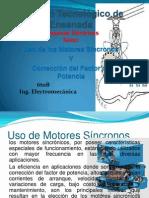 motores sincronos