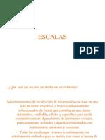 Escalas de Guttman, Likert, Diferencial Semantico