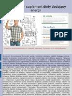 Formentor - jak dodać energii i poprawić koncentrację?
