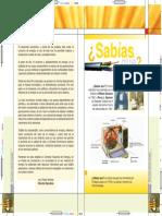 Guía de Ahorro - Estufas, Hornos y Microondas (Comisión Nacional de Energía)