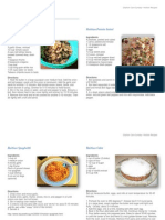 Haitian Recipes