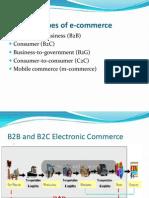 Typesofe Commerce