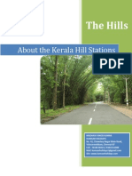 The Hills - About Hill Stations of Kerala