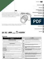 Instruction manual Fujifilm XA-1 IT