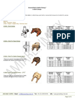 Ground Rod UBolts Clamps