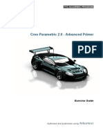 PTC Creo Parametric - Advanced Primer
