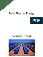 L4 Solar Thermal Energy