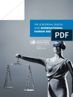 EU and International Law