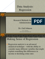 Ch 14 Regression r2 Research Methods for Public Administrators