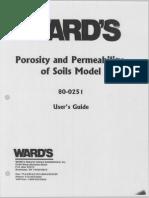 Porosity Model Users Guide 040607