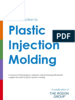 Intro to Plastic Injection Molding eBook
