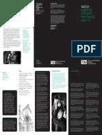 Máster en Diseño de Vestuario para Teatro, Cine y TV, Escuela TAI