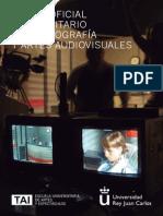 Grado Oficial en Cinematografía y Artes Audiovisuales, Escuela TAI