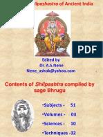 Extent of Shilpashashtra -English