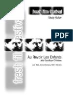 Au Revoir Les Enfants-film Festival Guide