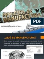 Procesos de Manufactura 1
