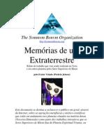 Frater Velado - Memorias de Um Extraterrestre