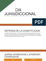 JUSTICIA JURISDICCIONAL